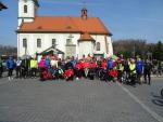 Rajd 100 lat wojny polsko-czechosłowackiej, 30-31.3.2019 (sobota)