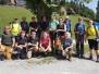 Wycieczka alpejska,pasmo RAX, 18-20.8.