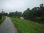 Morawka, prawobrzeżny dopływ Odry.